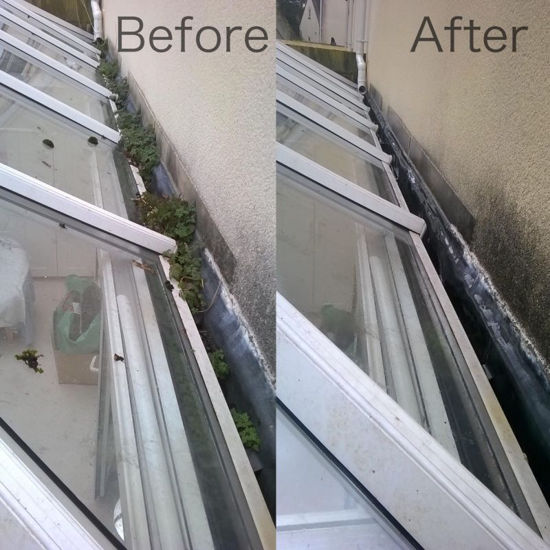 Gutter cleaning – 5 reasons to call in a professional